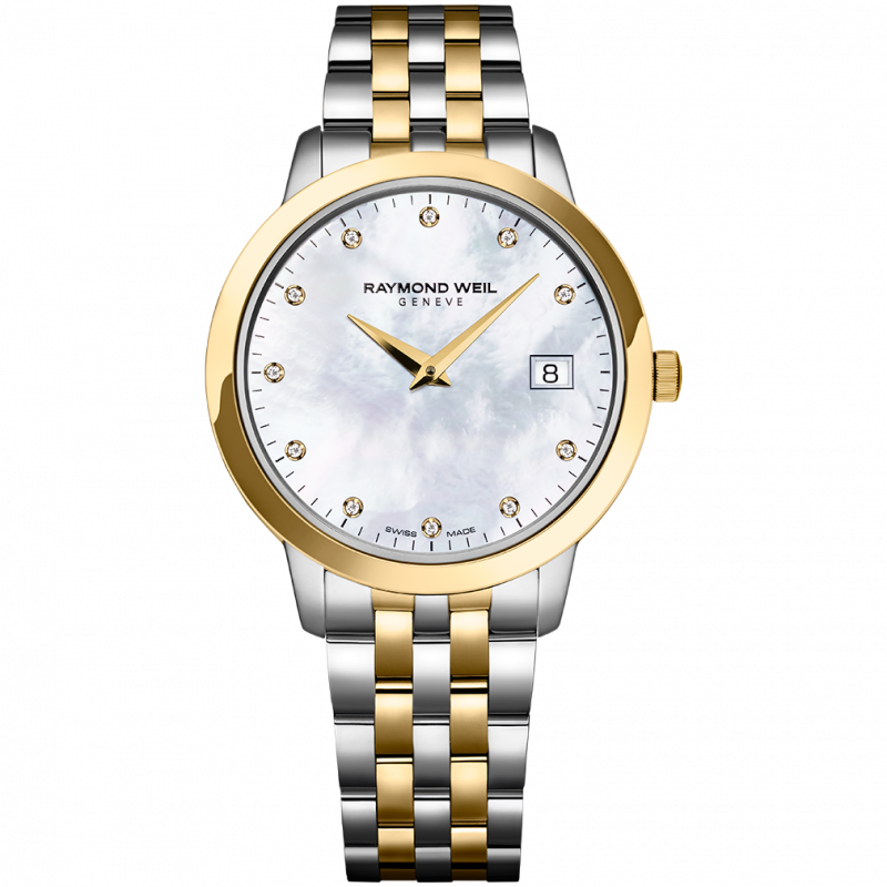 Raymond Weil - Toccata Lady Bicolor