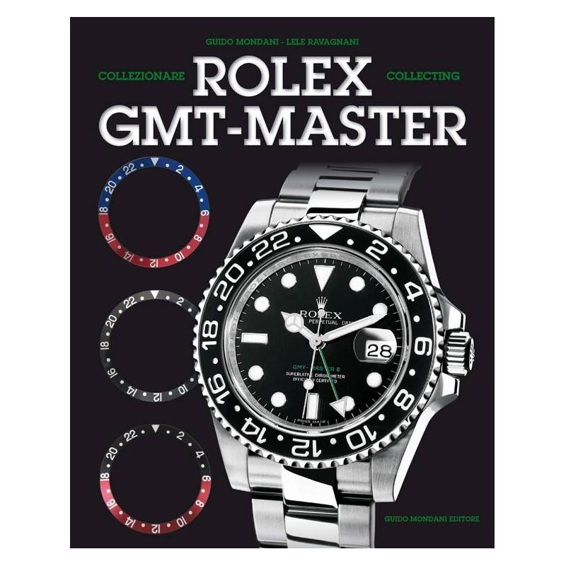 Rolex book - Collecting Rolex GMT-Master
