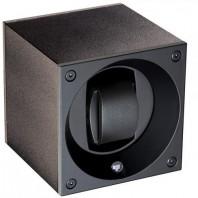 Swiss Kubik Masterbox Aluminium winder - Black