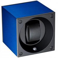 Swiss Kubik Masterbox Aluminium winder - Navy blue