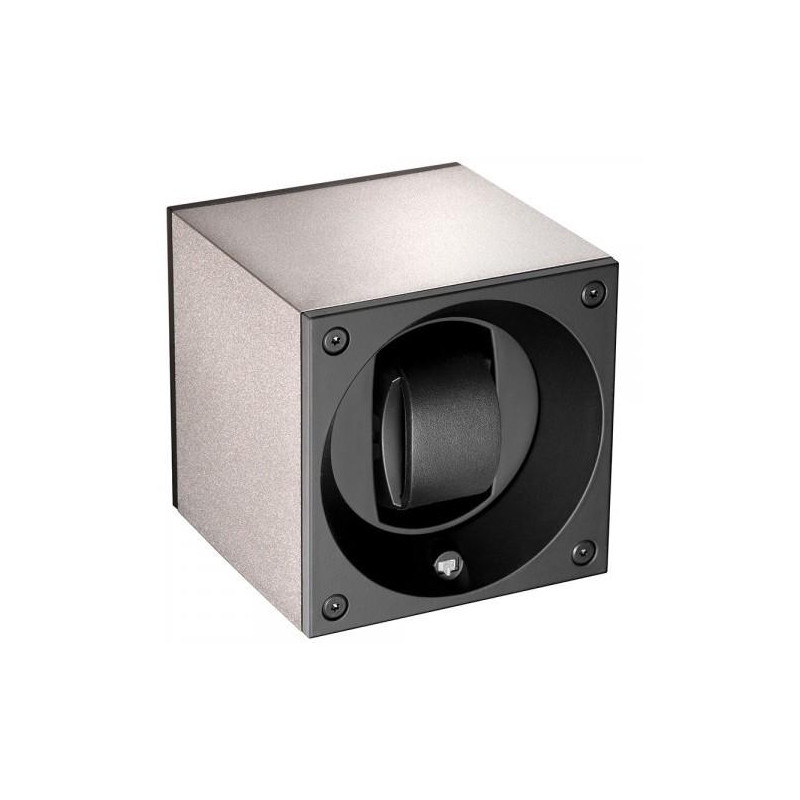 Swiss Kubik Masterbox Aluminium winder - Silver