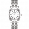 Tissot - Classic Dream Quartz with stainless steel strap and white dial T0332101101300