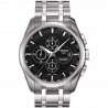 Tissot - Couturier Automaticwith with stainless steel bracelet and black dial  T0356271105100