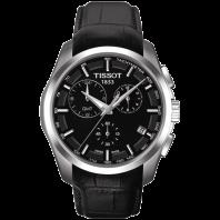 Tissot - Couturier GMT Quartz