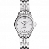 Tissot - LE LOCLE AUTOMATIC LADY silver dial and bracelet T41118334
