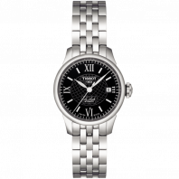 Tissot - Le Locle AUTOMATIC LADY black and roman numeral