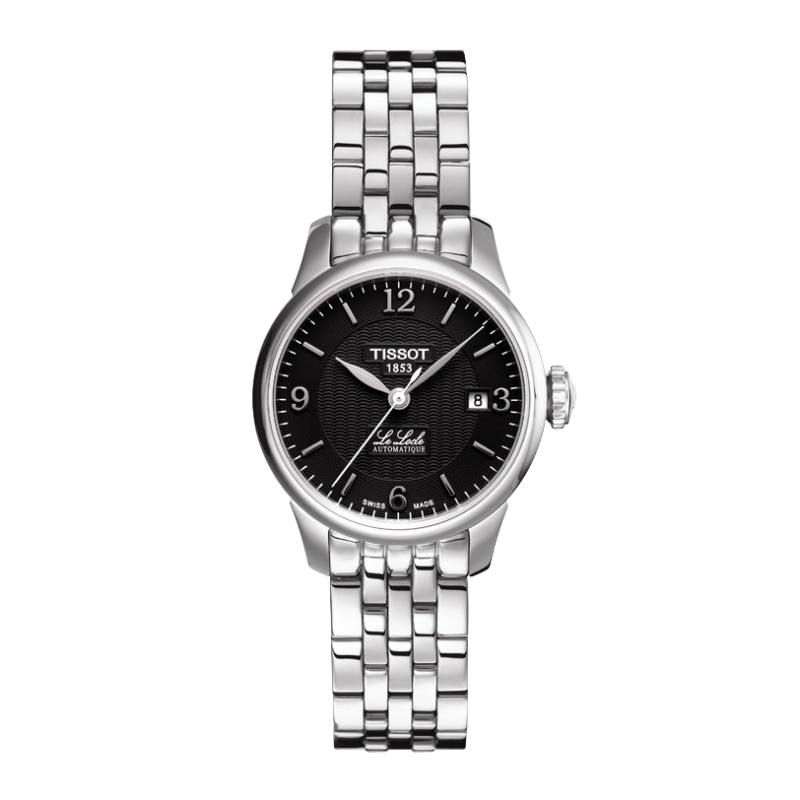 Tissot - Le Locle AUTOMATIC LADY black dial