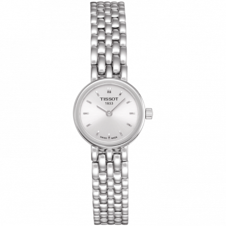 Tissot - Lovely silver dial and bracelet T0580091103100