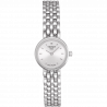 Tissot - Lovely silver dial and bracelet T0580091103100