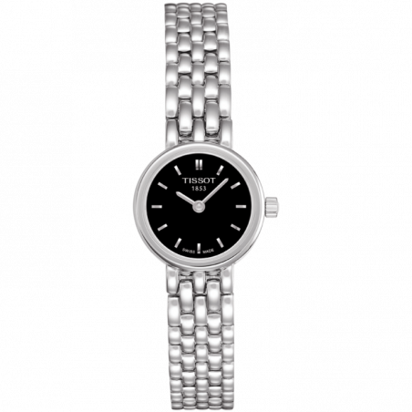 Tissot - Lovely blackdial andbracelet T0580091105100