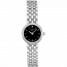 Tissot - Lovely black dial and bracelet T0580091105100