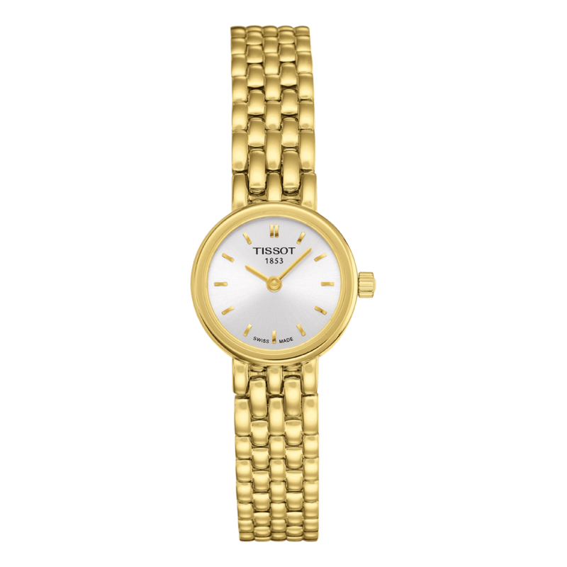 Tissot - Lovely PVD Gold & steel bracelet