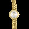 Tissot - Lovely PVD Guld& stållänk T0580093303100
