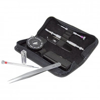 Watch Tool Set in leather etui