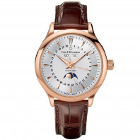 Carl F . Bucherer Manero Moonphase 18K gold