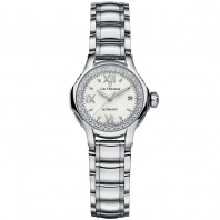 Carl F. Bucherer Pathos Queen Automatic Women's Steel Watch