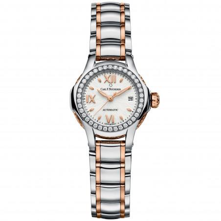 Carl F. Bucherer Pathos Queen Women's Watch 38 diamonds