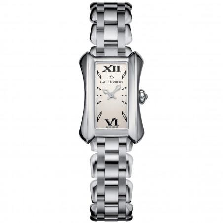 Carl F. Bucherer - Alacria Princess Steel Women's Watch 00.10703.08.15.21