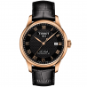 Tissot - LE LOCLE POWERMATIC 80 Svart & guld T0064073605300