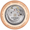 TISSOT TRADITION AUTOMATIC SMALL SECOND Silver & Rose gold T0634283603800