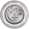 Tissot - TRADITION AUTOMATIC SMALL SECOND Silver & Läderband T0634281603800