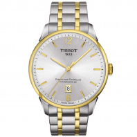 TISSOT - CHEMIN DES TOURELLES POWERMATIC 80 Steel & Gold T0994072203700