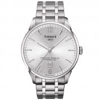 TISSOT - CHEMIN DES TOURELLES POWERMATIC 80 Steel Bracelet