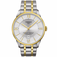 TISSOT - CHEMIN DES TOURELLES POWERMATIC 80 Chronometer