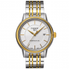 TISSOT CARSON POWERMATIC 80 Women's watch Gold & Steel T0854072201100