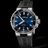 Oris Aquis Date Blue Dial & Rubber strap 733 7730 4135RS