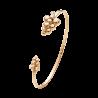 Georg Jensen MOONLIGHT GRAPES armring - 18 karat roséguld med briljanter 3510549
