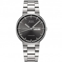 MIDO COMMANDER - AUTOMATIC DayDate, Grey dial,  40mm M0144301106180