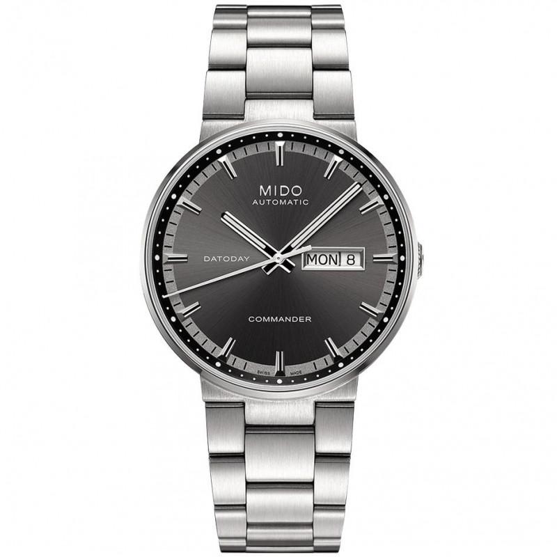 MIDO COMMANDER - AUTOMATIC Grey dial M0144301106180
