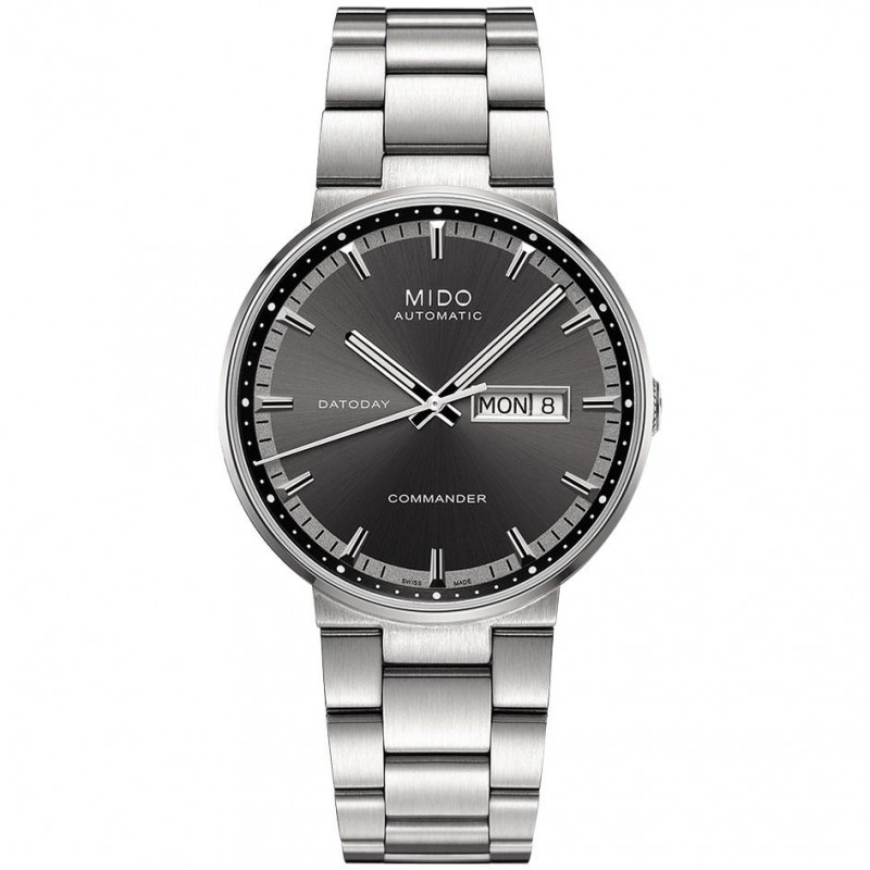 MIDO COMMANDER - AUTOMATIC Grey dial M0144301106180