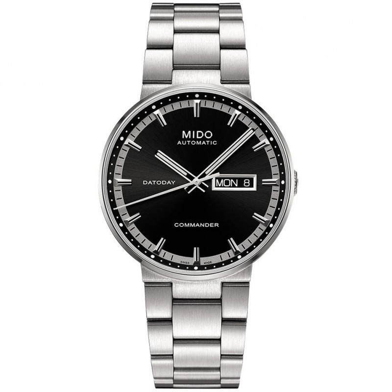 MIDO COMMANDER - AUTOMATIC Black dial M0144301105180