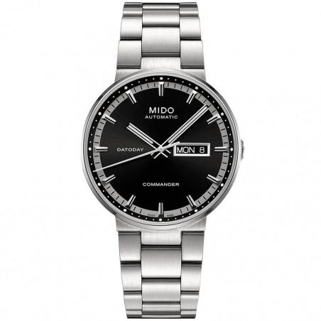 MIDO COMMANDER - AUTOMATIC Svart urtavla M0144301105180