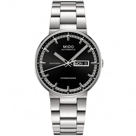 MIDO COMMANDER - AUTOMATIC Black dial M0144301105180