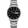 MIDO COMMANDER - AUTOMATIC Chronometer Certified svart urtavla M0214311105100