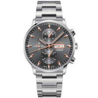 MIDO COMMANDER - AUTOMATIC chronograph grey