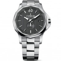 Corum Admiral Legend 42 mm - Grey dial & Bracelet