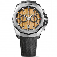 Corum Admiral AC-ONE 45 Wood Dial A116/02599 - 116.101.20/F249 TB20
