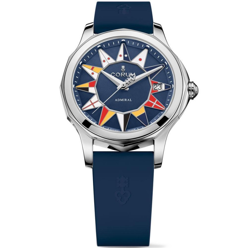 Corum Admiral Legend 38 mm Blue Dial 082.200.20/0373AB12