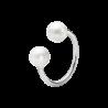 Georg Jensen Moonlight Grape Ring Silver Vit Pärla 10003420