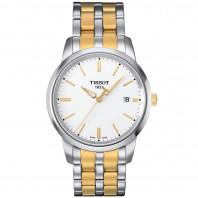 Tissot - Classic Dream Men's watch yellow gold & bracelet T0334102201101