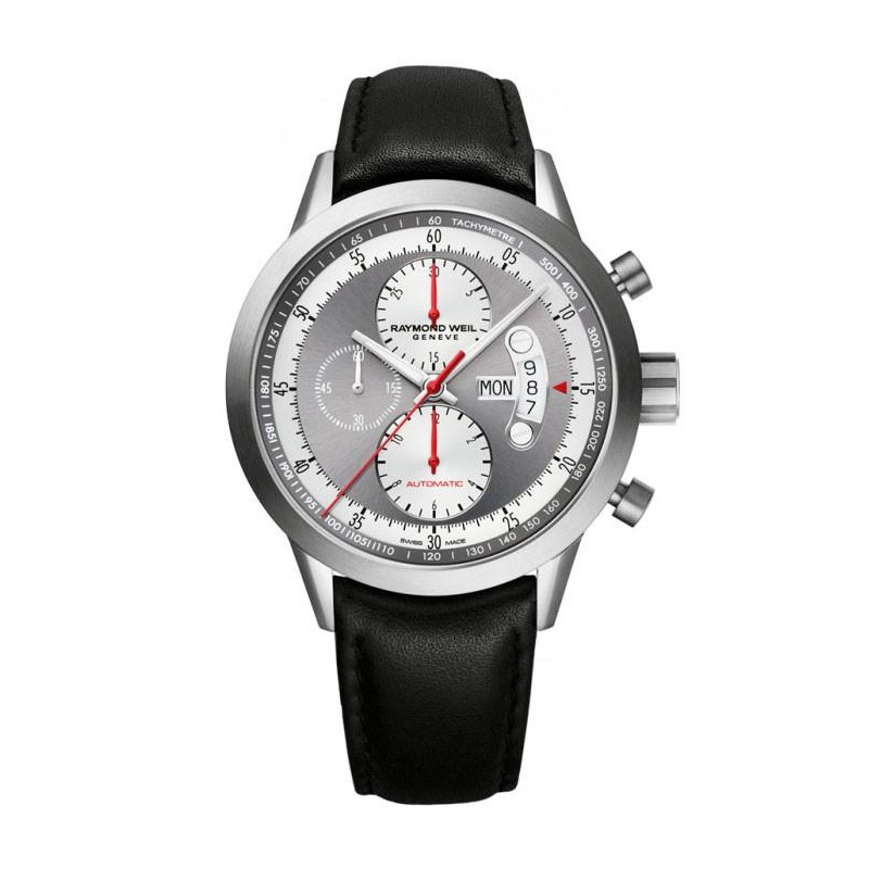 Raymond Weil - Freelancer Leather Strap