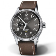 Oris Big Crown ProPilot GMT, liten sekundvisare