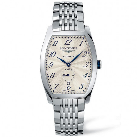 Longines - Evidenza 33.10X38.75mm silver dial L26424736
