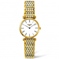 Longines La Grande Classique gold & steel women's watch