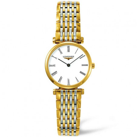 Longines La Grande Classique guld & stål damklocka L42092117