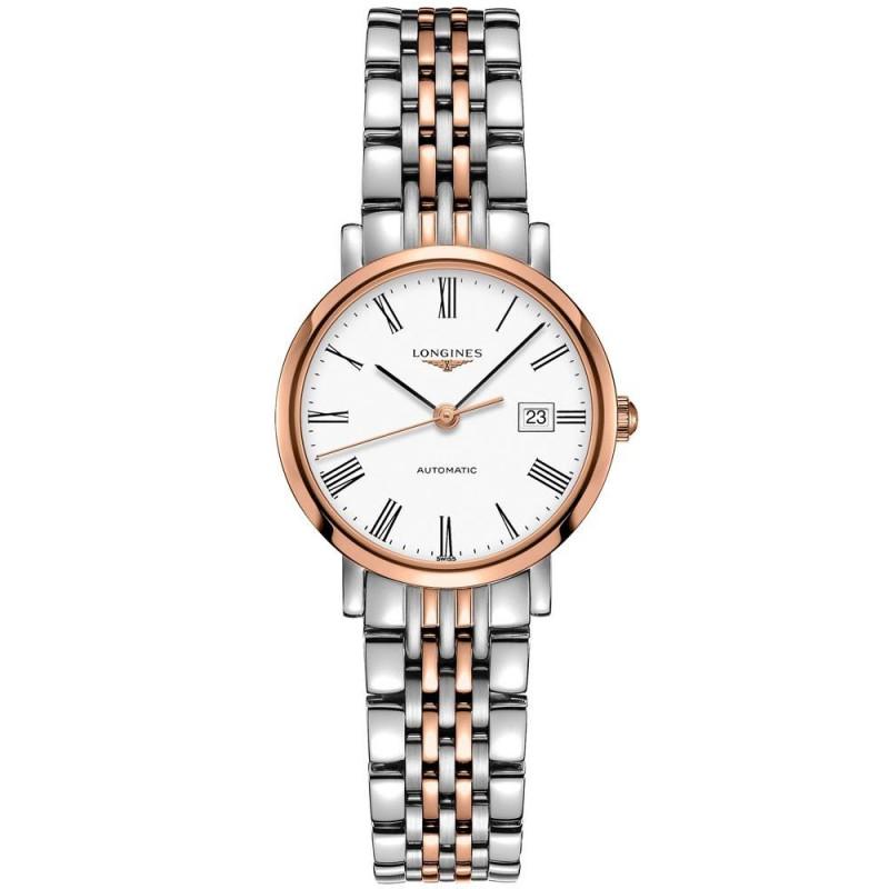 Longines Elegant Lady's Rose gold Roman numerals L43105117